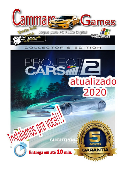 Project Cars 2 + Todas Dlc