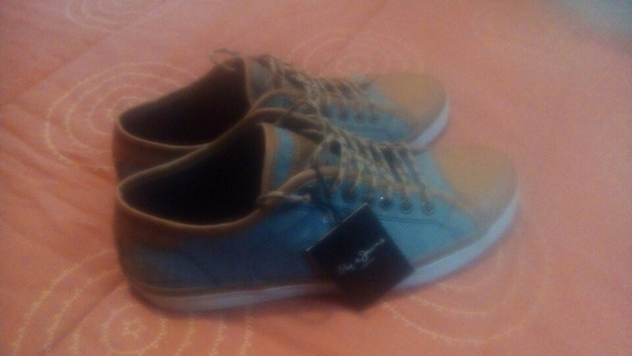 Tenis Zapatos Pepe Jeans Casual # 8