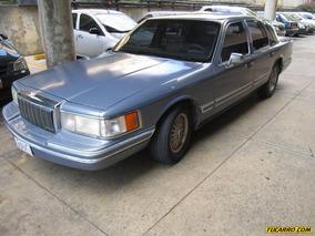 Lincoln Otros Modelos
