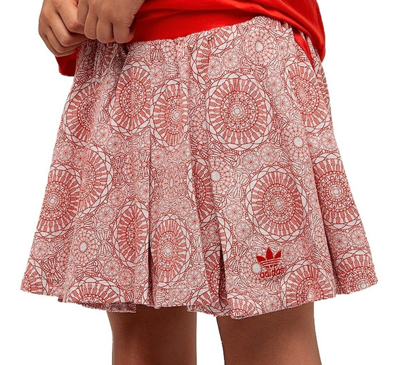 Falda Originals London Skirt Niña adidas Bk0417