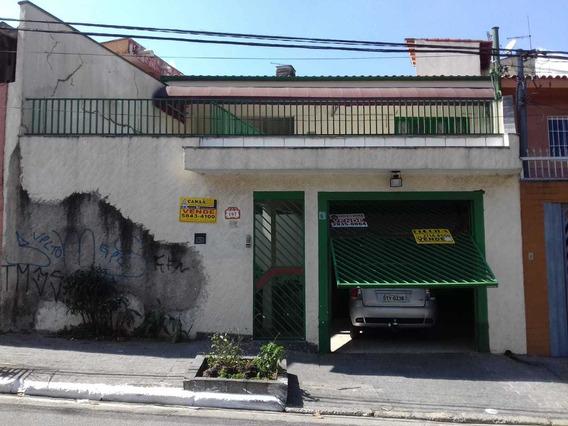 Excelente Casa Terreá No Melhor Ponto Do Campo Limpo Fl36