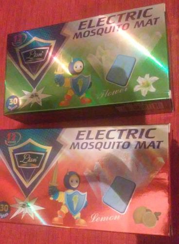 Plaquitas Repelents De Zancudos Para Emanadores Electricos