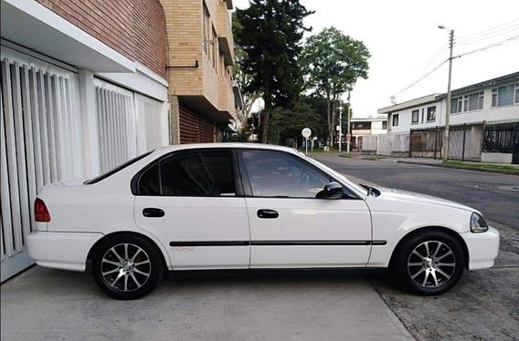 Honda Civic Lx At 1996