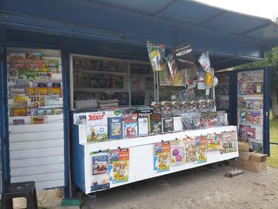 Se Vende Parada De Diarios Y Revistas En Turdera.