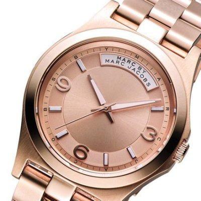 Relógio Marc Jacobs Mbm3184 Feminino 100% Original