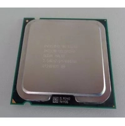 Processador Intel Celeron Dual Core E3300 2.5ghz Lga 775