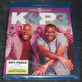 Key & Peele Temporada 3 Blu-ray Comedy Central