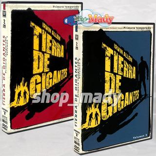 Tierra De Gigantes (irwin Allen) Temporada 1 Vol. 1 Y 2 Dvd