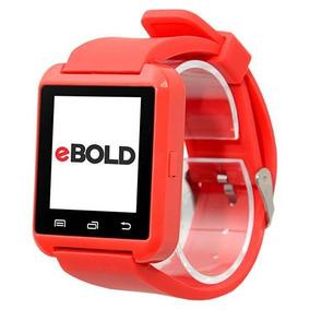 Relogio Ebold Smartwatch Eb Sw-500 (vermelho)
