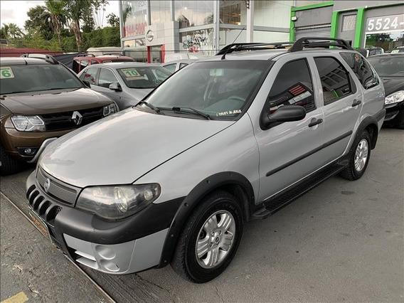 Fiat Palio Week. Adventure 1.8 8v Flex 2007