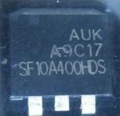 Sf10a400hds Kit Com 3 Peças