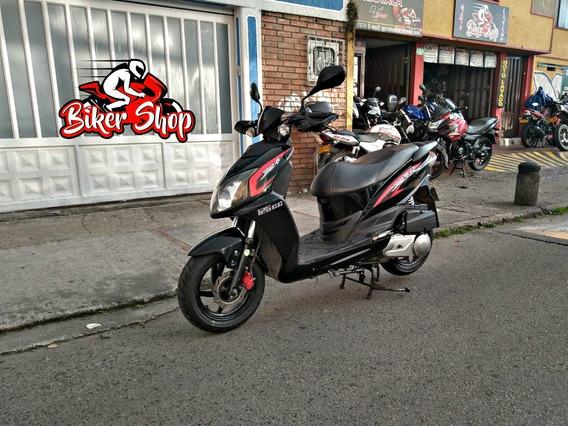 Akt Jet 4 125 Modelo 2013 En Biker Shop
