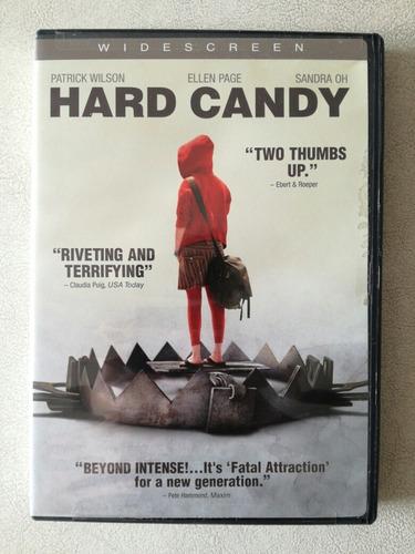 Hard Candy - Excelente Film Ellen Page - Dvd Importado