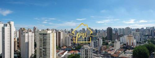Cobertura À Venda, 412 M² Por R$ 11.900.000,00 - Vila Nova Conceição - São Paulo/sp - Co0047