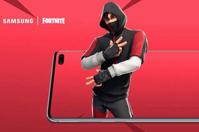 Skin Ikonik Fortnite S10