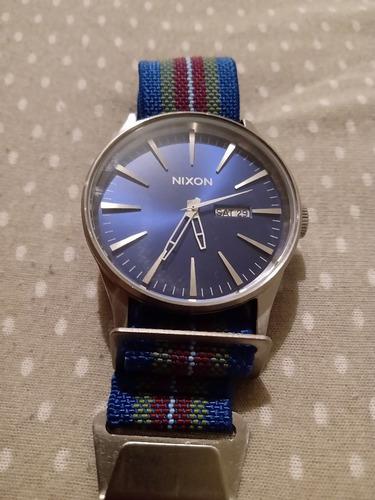 Relógio Nixon Never Be Late