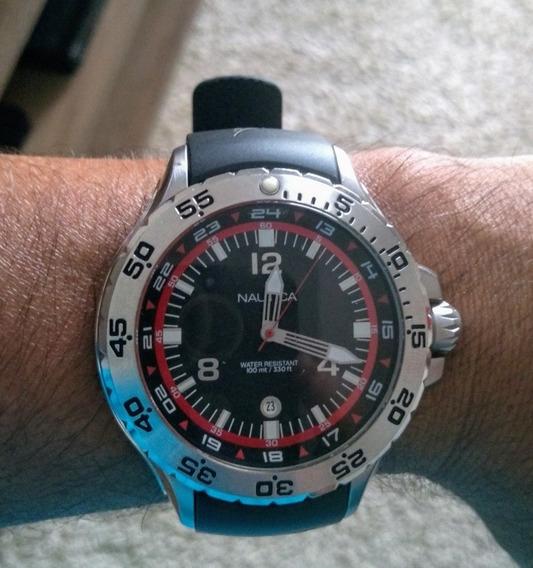 Relógio Náutica Original N12549