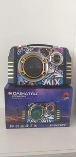 Parlante Portatil Bluetooth Daihatsu Ds425bt