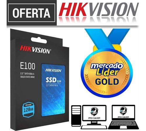 Disco Sólido Ssd Hikvision 120gb / 128gb Precio Inc Iva New