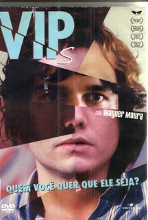 Dvd Vip Wagner Moura - Frete 10,00