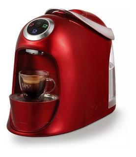 Cafeteira Três Corações Versa S20 Espresso Vermelho 127v
