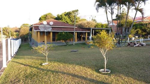 Imagem 1 de 14 de Chácara Com 2 Casas Estrada Thermas Sao Pedro Sp Interior