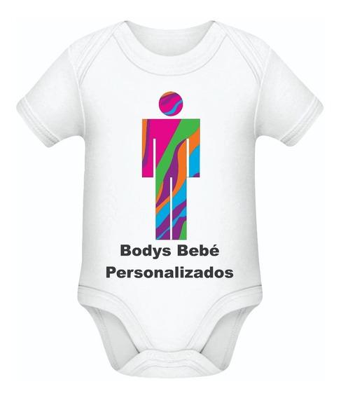 Iconofilia Bodys Bebé Personalizados Sublimados Tu Diseño