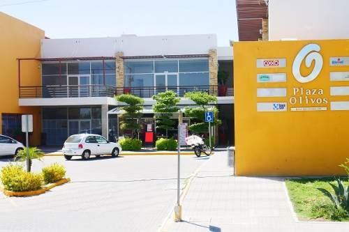 Plaza Comercial Sobre Avenida Paseo San Gerardo. Ubicada Al Sur De La Ciudad