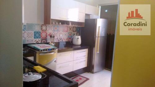 Imagem 1 de 8 de Casa Residencial À Venda, Jardim Primavera, Sumaré. - Ca1062