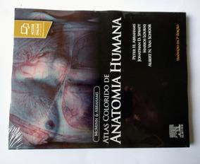 Mcminn Atlas Colorido De Anatomia Humana