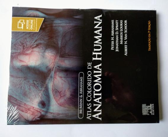 Mcminn E Abrahams Atlas Colorido De Anatomia Humana