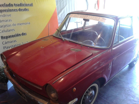 Fiat Coupe 66