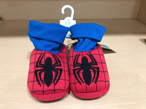 Disney Store Botitas Spiderman 12-18 M Arlekus