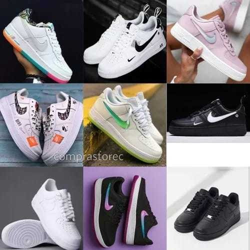 *+*zapatos Nike Force One 1