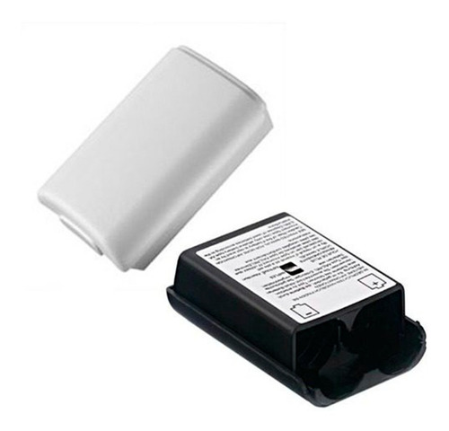 10 Tapa Caja Baterias Pilas Control Xbox 360 100% Original