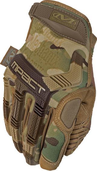 Guantes Tacticos Mimeticos/camuflados M Pack (talle L)