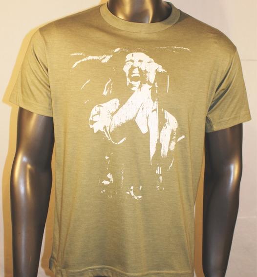 Remeras Melange Bob Marley The Flea Serigrafia La Loca Rola