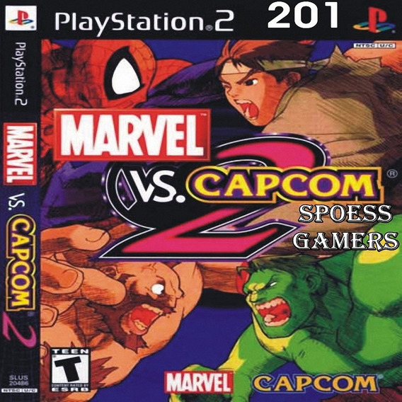 Marvel Vs Capcom 2 New Age Of Heroes Ps2 Patch