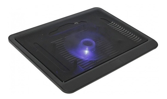 Suporte Base Para Notebook E Netbook - Com Cooler - Via Usb