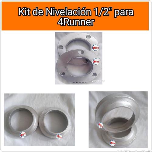 Copas, Suplementos Tacos De Aluminio Fortunner Y 4runner