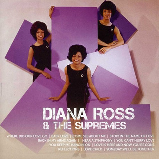 Cd Ross Diana Serie Icon