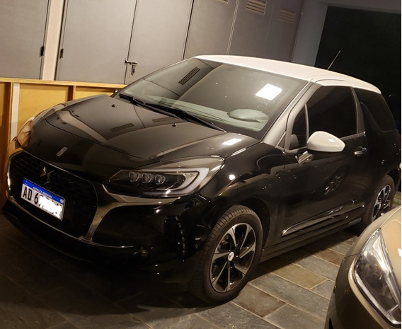 Ds Ds3 Puretech So Chic Automatico At6 110 2019 8000km Dueño