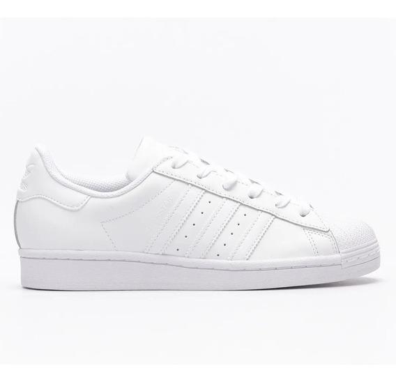 Zapatillas adidas Original Superstar Blanco Hombre Moda