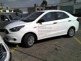 Ford Figo 1.5 Impulse Aa Sedan 2016 Standar