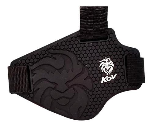 Protector De Calzado Para Moto Kov Negro