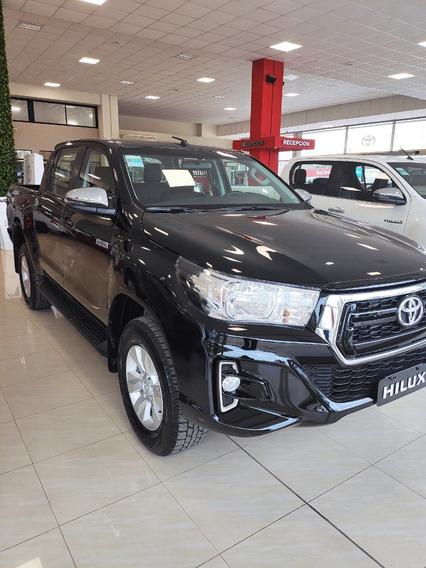 Toyota Hilux 4x2 D/c Srv 2.8 Tdi 6 M/t 2020 0 Km