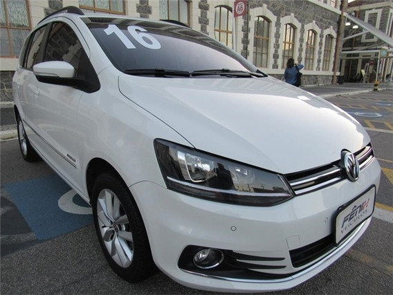 Volkswagen Spacefox 1.6 Msi Highline 16v Flex 4p Manual