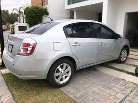 Nissan Sentra Luxury Piel Ee Qc Cvt