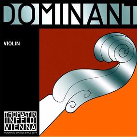 Corda Violino Thomastik Dominant 1ª Mi E Chrome 4/4