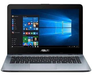 Notebook Asus 14 X441b Amd 500gb Y 4 Gb Ram + W10
